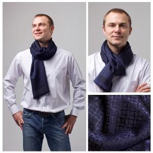 Мужской шарф DI DANELI Арт.9006