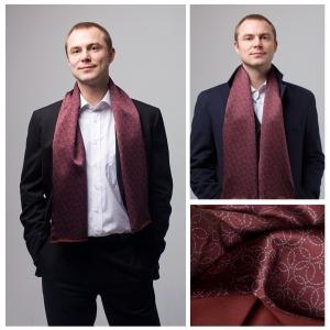 Мужской шарф DI DANELI Арт.9012